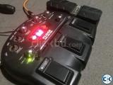 Floor POD Line6 Guitar Processor