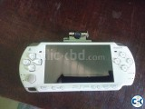 PSP 2006 white color