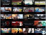 Steam Origin Games for PC