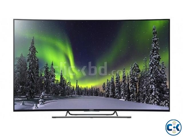 55 SONY BRAVIA S8500C 4K 3D CURVED SMART TV | ClickBD large image 0