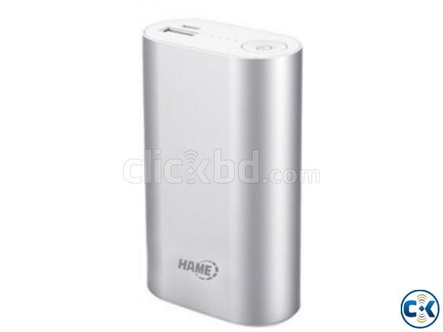 Hame H16 11000mAh Capacity Sleek Design Mobile Power Bank | ClickBD large image 1