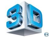 1TB 3D SBS Full HD Movies 6000 BDT