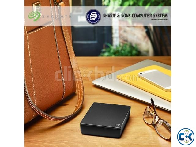4TB Seagate Backup Plus Portable Hard Drive 2.5 USB 3.0 | ClickBD large image 0