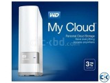All New WD My Cloud 2016 with OS 3 3TB
