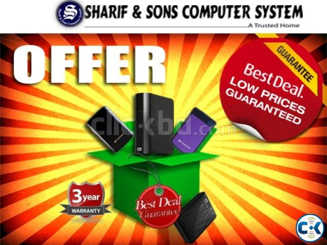 Buy any portable HDD Get Free Full HD Movies 1TB to 8TB  | ClickBD large image 0