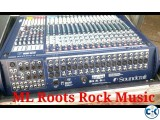 Soundcraft GB - 4 - 20 With Flight case