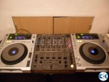 Pioneer Cdj-850 Djm-600 Mixer Flight case