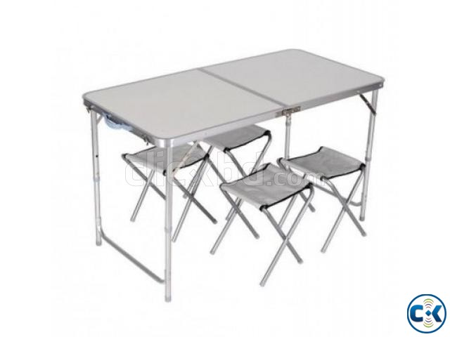 Popular PORTABLE PICNIC TABLE Inspirational - Simple outdoor camping table Trending