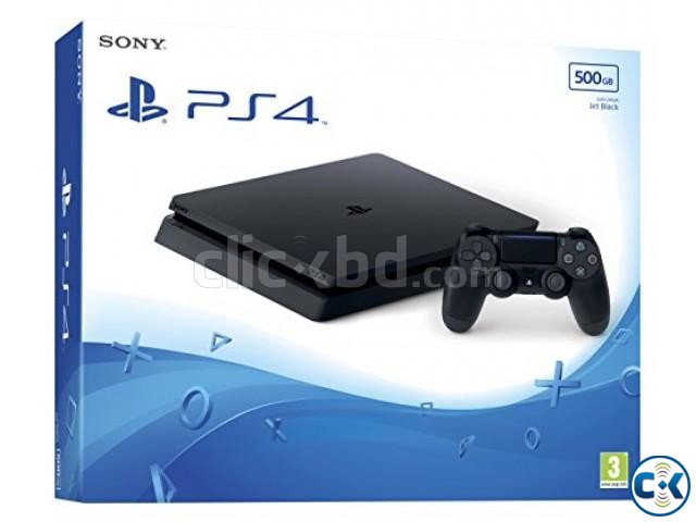 PS4 Slim 1216 model this offer for few days | ClickBD large image 1