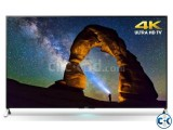 SONY BRAVIA 65 inch X9000C 4K
