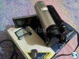 SONY HANDY-CAM DCR-DVD610E