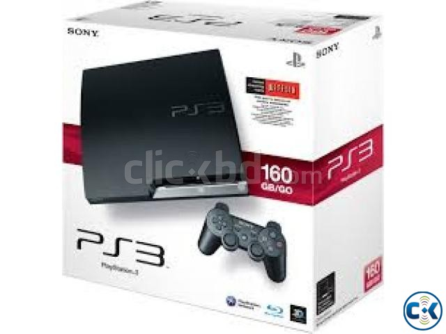 PS3 Modded console full fresh with warranty | ClickBD large image 0