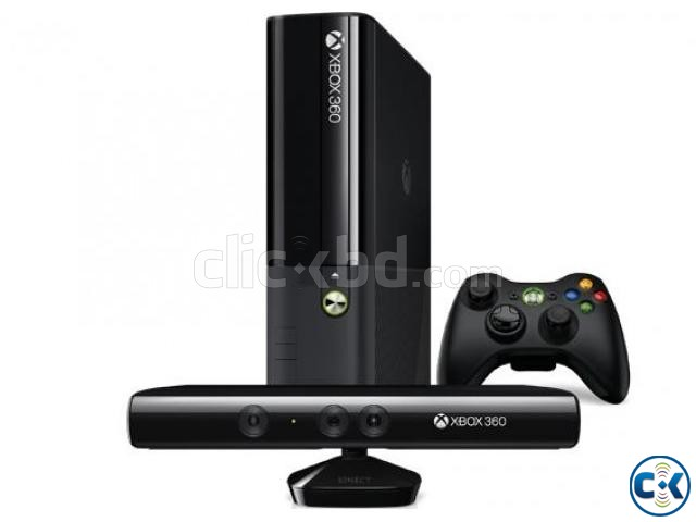 Xbox-360 E all most new full boxed with warranty | ClickBD large image 1
