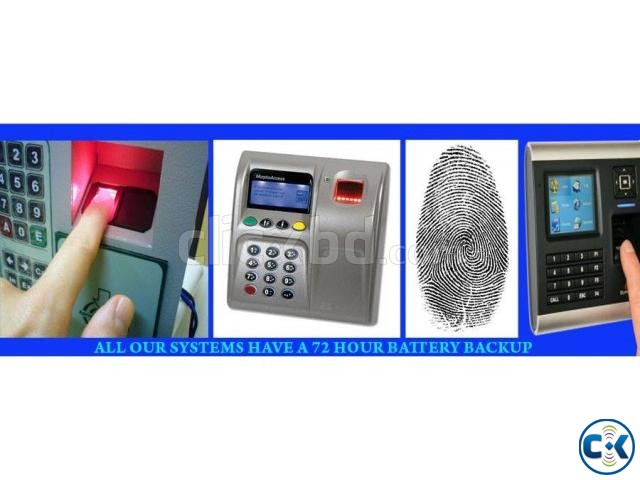 Attendance and departure devices sale in UTTARA | ClickBD large image 1