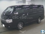 HIACE SUPER GL FOR MONTHLY RENT