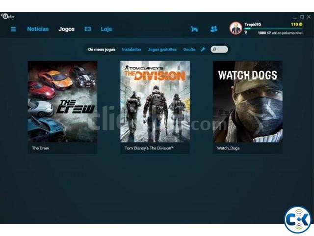 uplay account | ClickBD large image 0