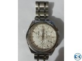 TISSOT COUTURIER WATCH 1853 ORIGINAL - SWISS MADE