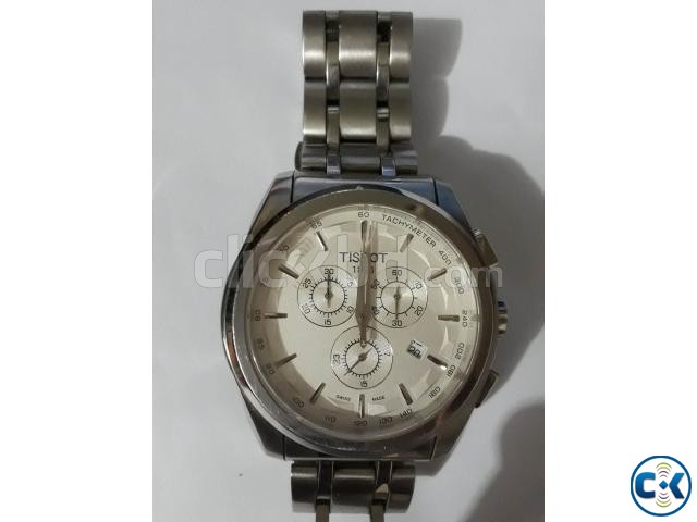 TISSOT COUTURIER WATCH 1853 ORIGINAL - SWISS MADE  | ClickBD large image 0