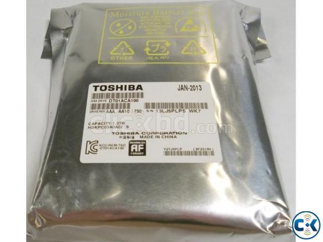 Toshiba 2TB DT01ACA200 SATA Hard Disk | ClickBD large image 0