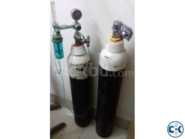 Oxygen Tank Flow Meter BOC Oxygen Cyli...