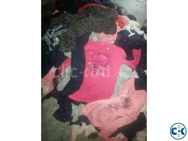 Garments Stocklot sell kid s clothing stocklot mixed items | ClickBD large image 0