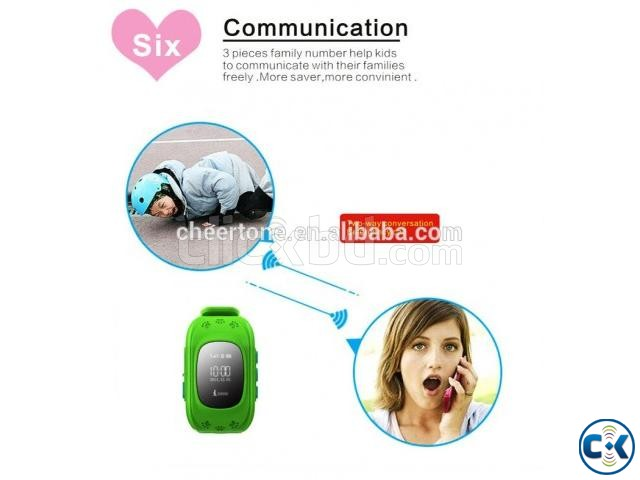 Baby GPS Watch sale in Dhaka | ClickBD large image 2