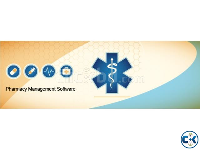 Pharmacy management Software | ClickBD large image 0