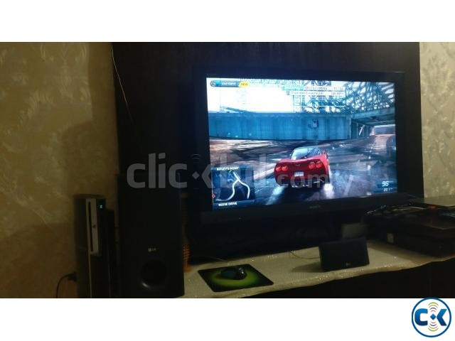 playstation 3 with PS camera and PS move | ClickBD large image 0