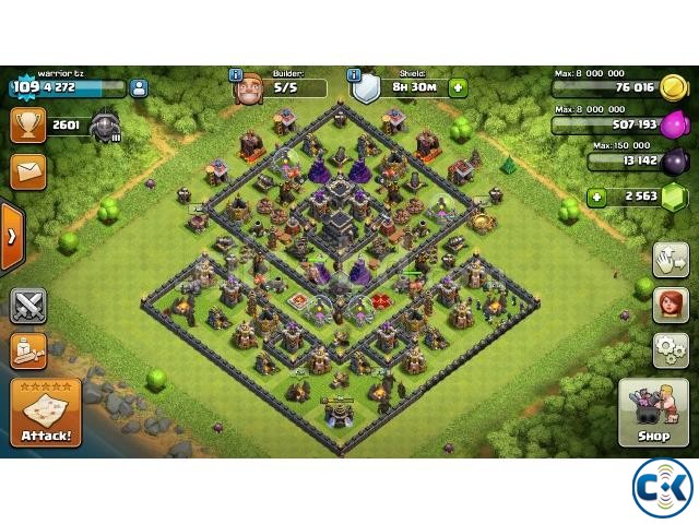 town hall 9 max | ClickBD large image 3