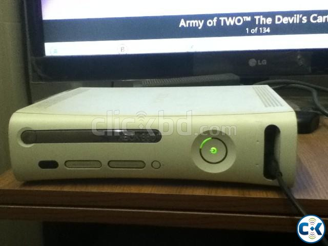 XBOX 360 RGH JTAGGED  | ClickBD large image 0
