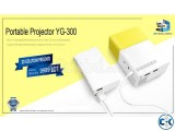 Multi-Media Portable Projector YG-300