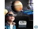 3D DLP PROJECTOR GLASS