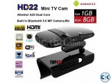 HD23 Android Quad Core 1GB RAM WiFi Mini PC Smart TV Box