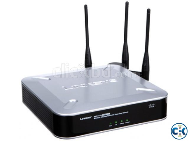 New Cisco Wireless Router-WAP4410N | ClickBD large image 0
