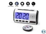 Hidden camera clock Digital