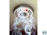 Smoke Fire Alarm Warning Photoelectric Sensor Home Security