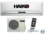 Malaysia Brand New Haiko 1 TON Split AC