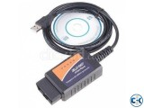 LM327 USB OBD2 Auto Car Diagnostic Tool V2.1 USB Interface O