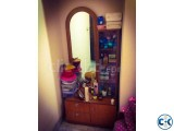 foreign wood dressing table