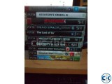 Original ps3 games cd