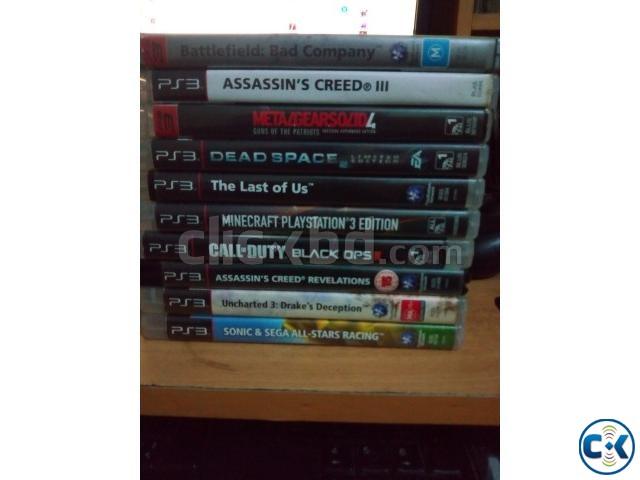 Original ps3 games cd | ClickBD large image 0