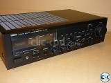 yamaha amplifer sound systam.