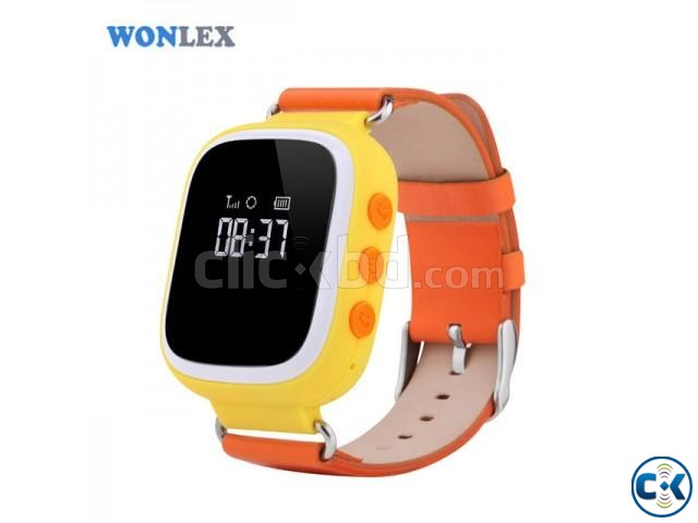 KIDS GPS SMART WATCH | ClickBD large image 1