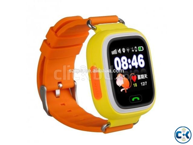 KIDS GPS SMART WATCH | ClickBD large image 2