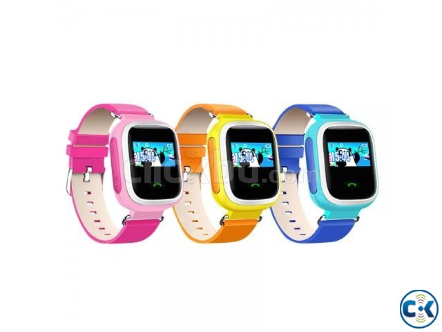KIDS GPS SMART WATCH | ClickBD large image 3