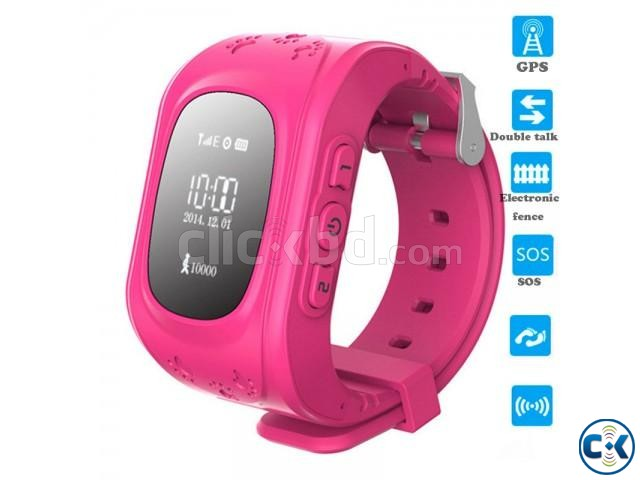 KIDS GPS SMART WATCH | ClickBD large image 4