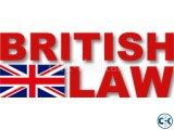 British Law Book