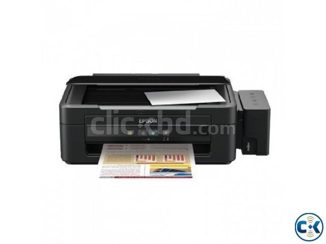 Epson L360 Inkjet Color Printer   ClickBD large image 0