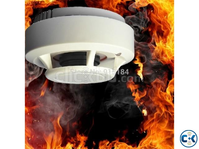 Optical fire smoke detector sale in Dhaka | ClickBD large image 3