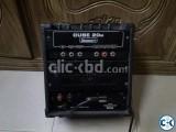 30 watt guitar keyboard amp
